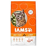 Iams Adult Dry Cat Food Chicken, 300 g
