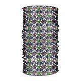 Wdskbg PWAYU-LYQ Multifunctional Headscarf Iceland Flag Yoga Sports Headband Breathable Dry Quickly Multicolor19