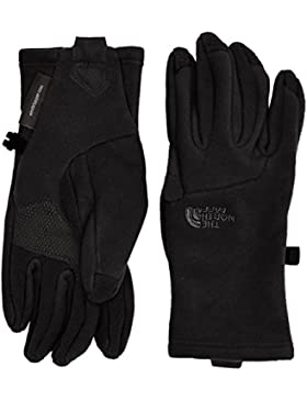 The North Face W Pamir Windstopper Etip Glove - Guantes  para mujer, color negro, talla XS
