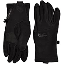 The North Face W Pamir Windstopper Etip Glove - Guantes  para mujer, color negro, talla M