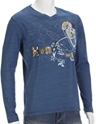 Desigual - T-shirt - Logo - Homme