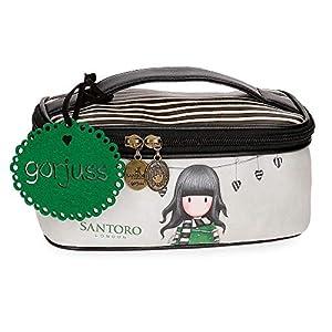 Gorjuss 3224361 The Scarff Neceser de viaje 22 cm, 2.2 litros, Verde