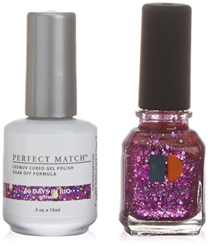 LeChat Perfect Match UV/LED Gel Vernis à Ongles 40 Days In Rio