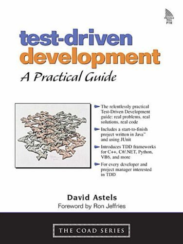 Test Driven Development: A Practical Guide (Coad) by David Astels (2-Jul-2003) Paperback