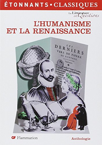 L'Humanisme et la Renaissance : Anthologie par Caroline Trotot