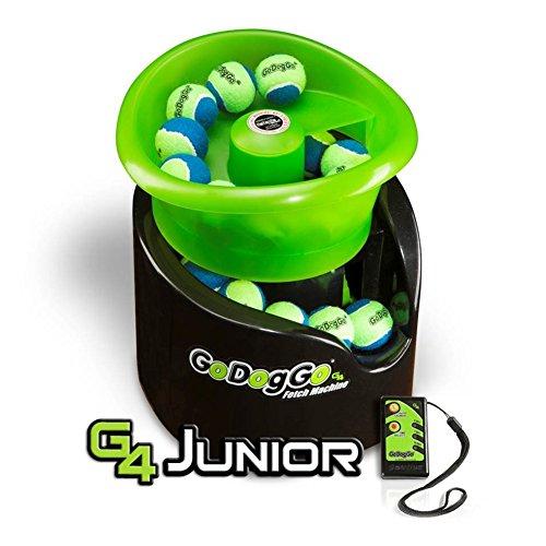 GoDogGo Junior Maschine abrufen Hund Ball Automatischer