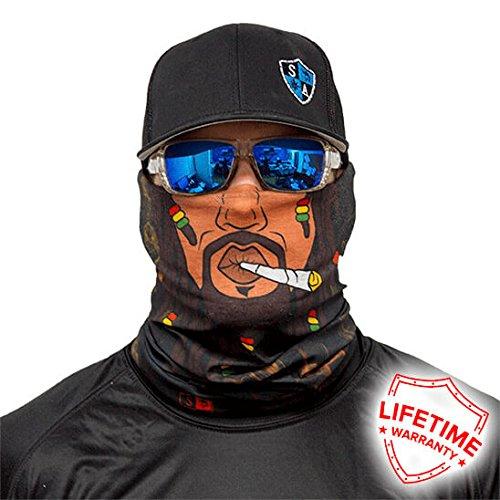 Mehrere Designs Multifunktionstuch Schlauchtuch Schal Maske Kälteschutzmaske Halloween Skifahren Snowboard Angeln Jagen Fahrrad Motorrad Paintball ()