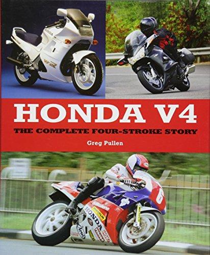 Honda V4 Cover Image
