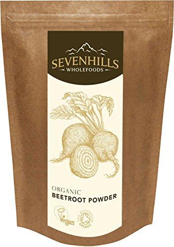 Свекольный порошок из цельных пищевых продуктов Sevenhills 1kg