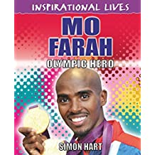 By Simon Hart Inspirational Lives: Mo Farah [Paperback]