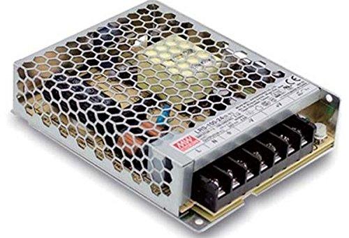 Preisvergleich Produktbild LED Netzteil 100W 12V 8,5A ; MeanWell, LRS-100-12 ; Schaltnetzteil/Trafo mit Konstantspannung 12V / Überlastschutz