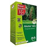 Bayer Garden Aliette WG - Fungicida sistemico para cesped y coníferas, ideal para combatir los hongos. Formato 200g