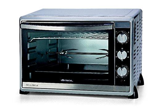 ariete-976-bon-cuisine-520-metal-mini-oven-with-rotisserie-and-fan-52-litre