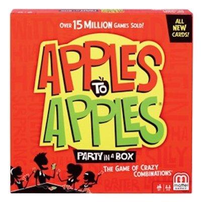 Mattel bgg15Äpfel zu Äpfel Spiel