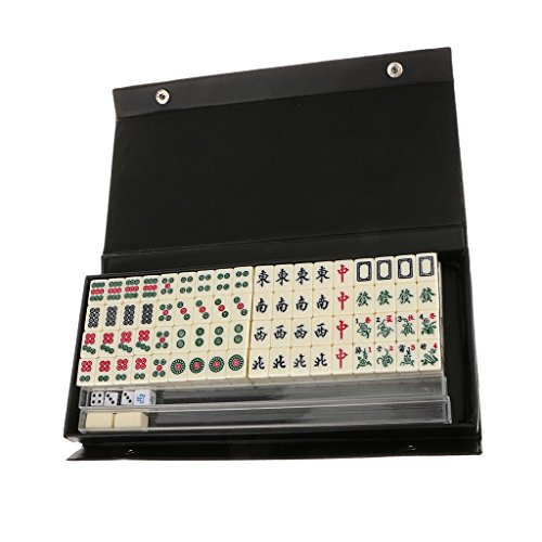 e Mahjong-Spiel für Familie Spaß Spielzeug / Party Spielzeug / Idea auch als Geschenk ()