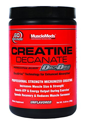 MuscleMeds Creatine Decanate 300g (Advanced Creatine)