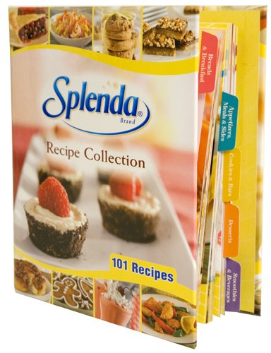 splenda-recipe-collection-in-3-ring-binder