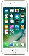 Apple iPhone 7, Smartphone 32 GB, Oro (Ricondizionato Certificato)