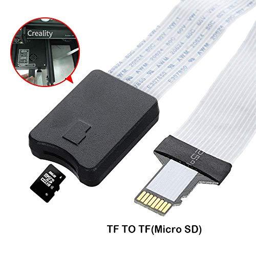 Sovol 48 cm Cable extensión Tarjeta microSD Adaptadores