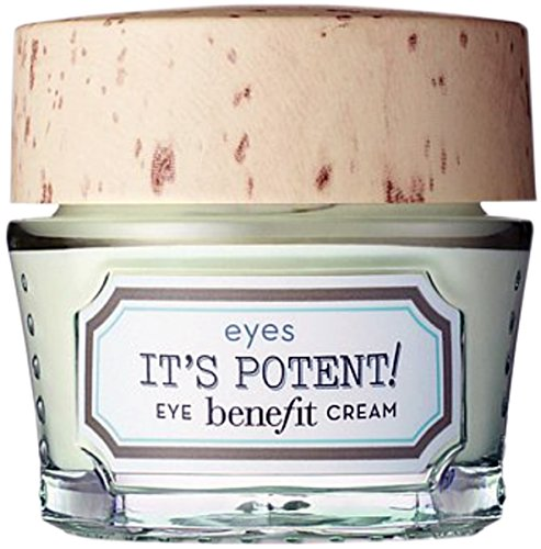 Benefit Cosmetics- It's Potent! Eye Cream 0.5 oz