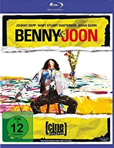 Benny & Joon - Cine Project [Blu-ray]
