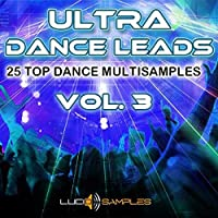 Ultra Dance Leads Vol. 3 - Next 25 Multi Synth Samples [SXT Patches] [DVD non Box]