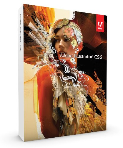 Adobe Illustrator CS6 Upgrade von CS3, CS4, CS5 englisch - Cs4-software Illustrator