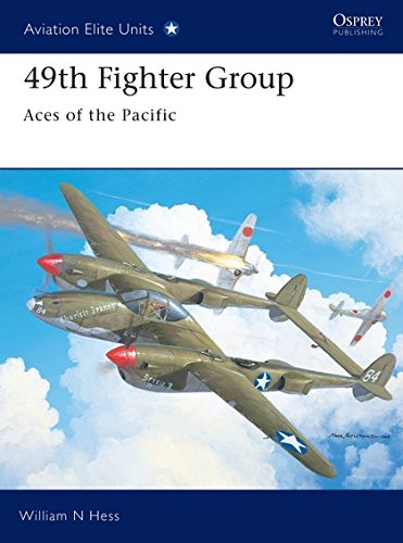 49th Fighter Group: Aces of the Pacific (Aviation Elite Units, Band 14) -