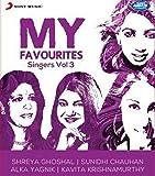 My Favourite Singers - Shreya Ghoshal/Su...