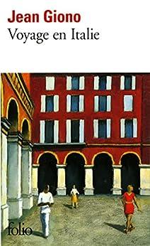 Voyage en Italie par [Giono, Jean]