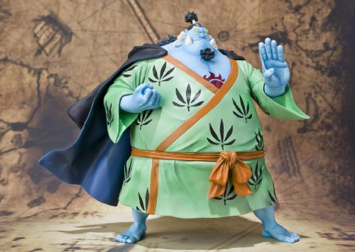 One Piece: Jinbei (New World Ver.) Figuarts Zero Figure (japan import) 4