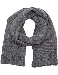TOM TAILOR Damen Schal cable knit scarf/510