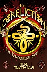 The Confliction (Book Three of the Dragoneers Saga) (English Edition)