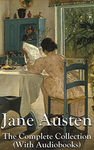 51mPMxvzVEL - BEST BUY #1 Jane Austen Novels: The Complete Collection (With Audiobooks) Reviews and price compare uk