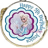 Eternal Design personalizzato fai da te per bambini, per feste di compleanno, motivo: cioccolatini KBMC 43 cm, colore: verde menta, 100 per pack
