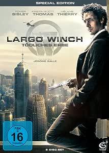 Largo Winch - Tödliches Erbe (2-Disc Special Edition)