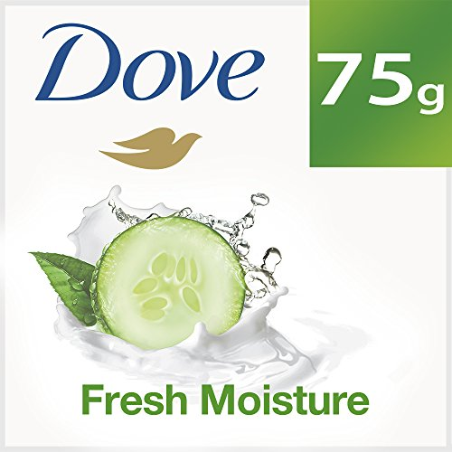 Dove Fresh Moisture Bathing Bar, 75gm