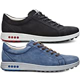 Ecco 2015 Mens Street Evo One Waterproof Spikeless Golf Shoes Hydromax Leather