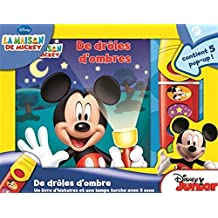 Maison de Mickey : Un livre et une lampe de poche musicale