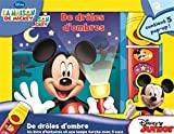 Maison de Mickey - Un livre et une lampe de poche musicale