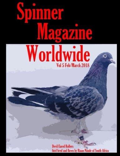 Roller-magazin (Spinner Magazine Worldwide B/W)