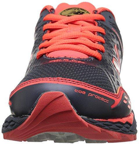 New Balance Mt1210 D V2, Chaussures de running homme Gris (O2 Grey/Orange)