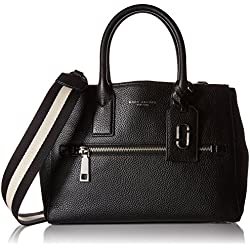 Marc by Marc Jacobs Accessories Bolso de totalizador de Gotham City este oeste Negro única Talla