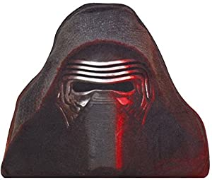 Daum - Pimp Up Your Life 15895 - Disney Star Wars Forma Cojín Kylo REN, Peluche, 38 cm