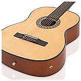 Guitare classique Electro acoustique naturel par Gear4music