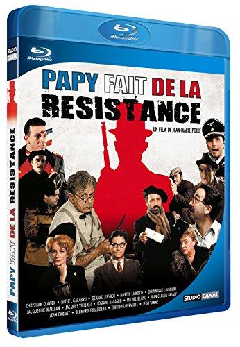 Bild von Papy fait de la résistance [Blu-ray] [FR Import]