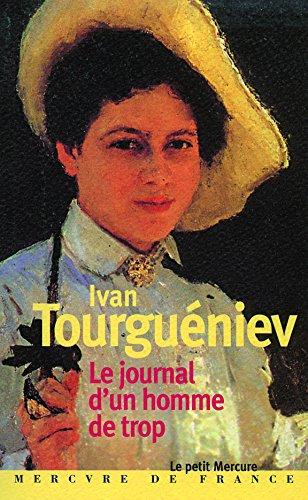 Le journal d'un homme de trop par Ivan Tourgueniev