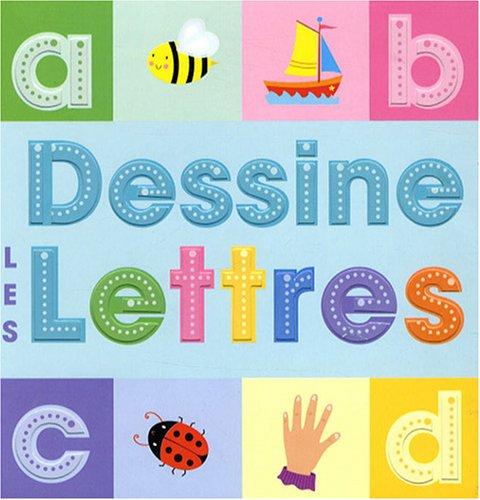 Dessine les lettres