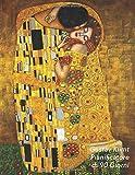 Gustav Klimt Pianificatore di 90 Giorni: Il Bacio | Agenda di 3 Mesi con Calendario 2019 | Organizzatore di Programmi Mensili | 12 Settimane