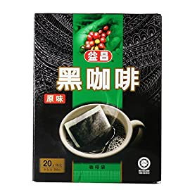 Aik Cheong Coffee Mixture Bag Kopi O 200g. (10g. x 20 Sachets)